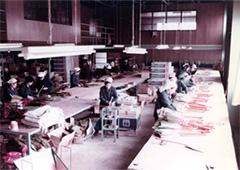 磐田・中野工場設立